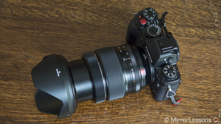 fuji 16-55 review