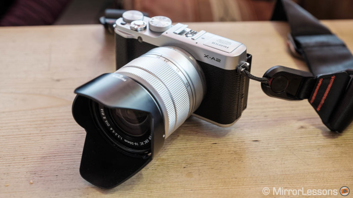 Classic Fujifilm for the fledging photographer – The Fujifilm X-A2 Review