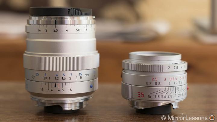 zeiss 35mm 1.4 zm review