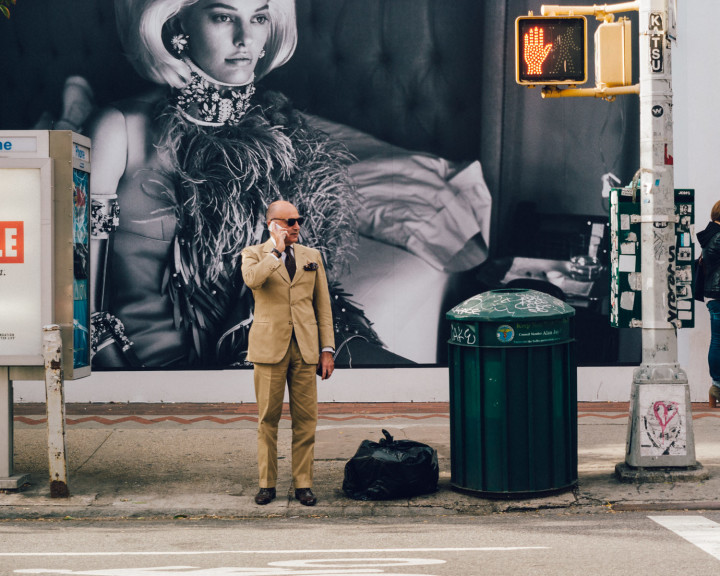 Capturing Street and Architecture in New York City – An Interview with Eric. E. Anderson