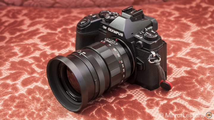 voigtlander 17.5mm f0.95 review