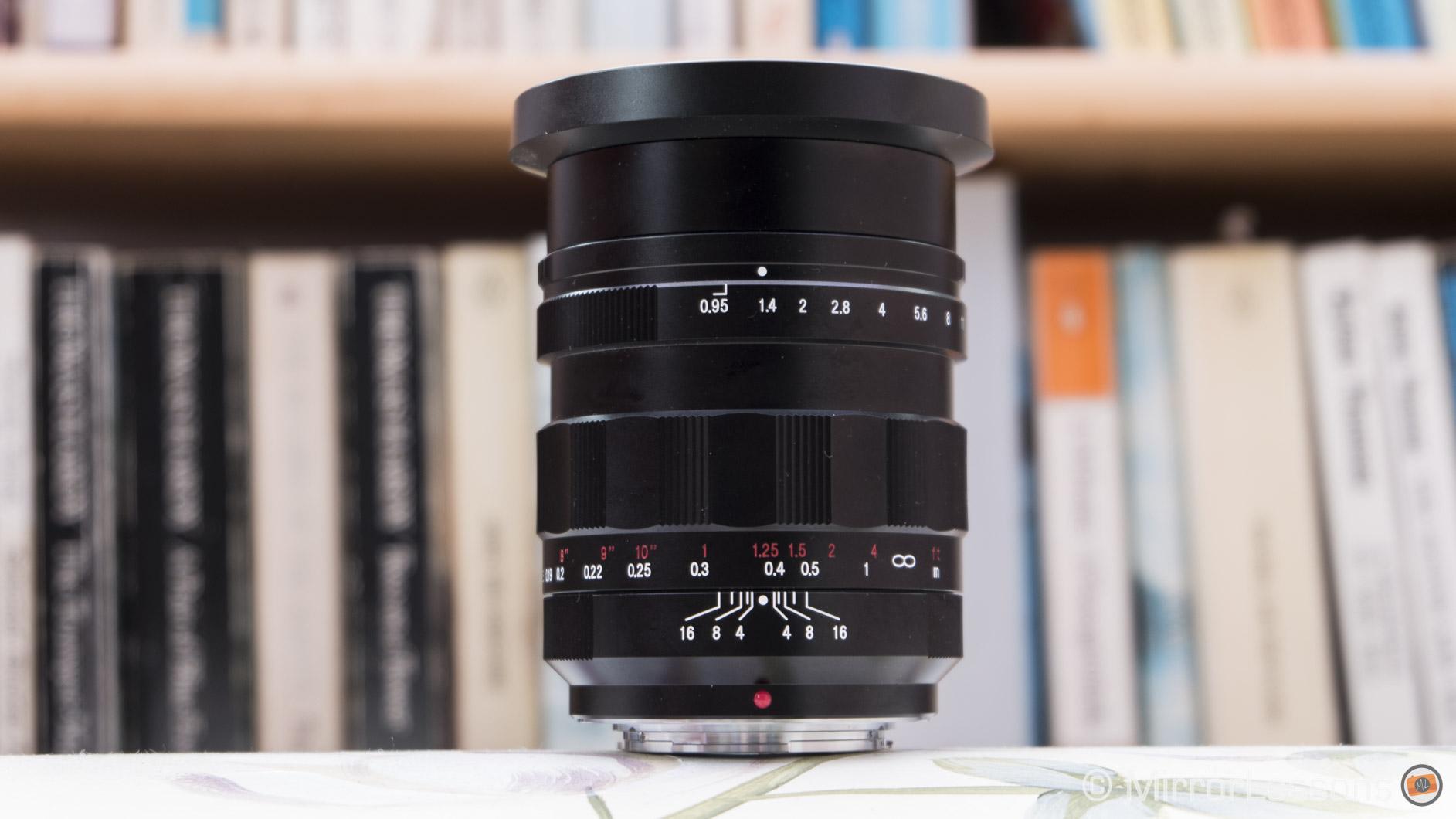 voigtlander 17.5mm f 0.95