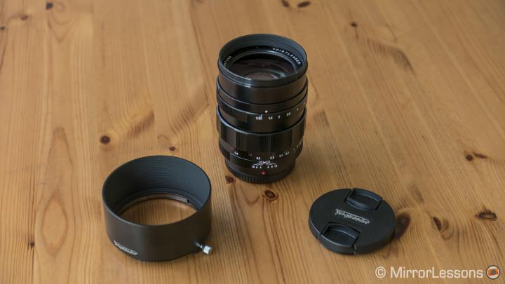 voigtlander 42.5mm f0.95