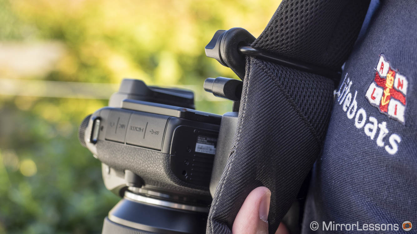 Your mirrorless right at your fingertips – The B-Grip Uno