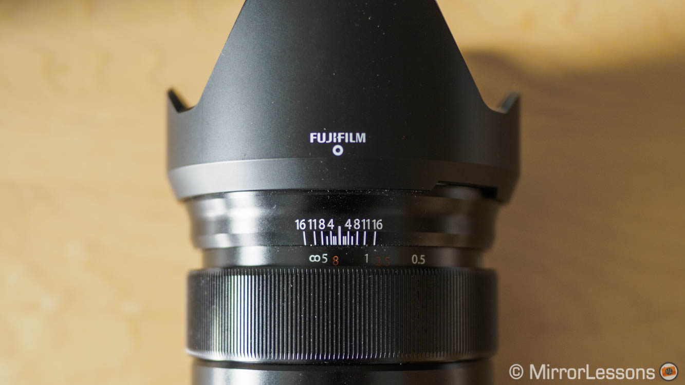 Good vibes of Toronto – The Fujifilm 16mm f/1 4 Review