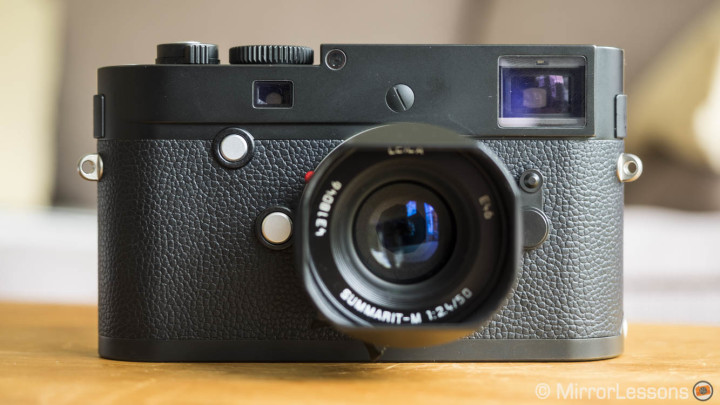 leica monochrom 246 review