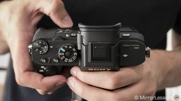sony a7r mark 2 review