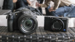 Let's not forget these two! – Hands-On with the Sony RX10 MKII and RX100 MK4