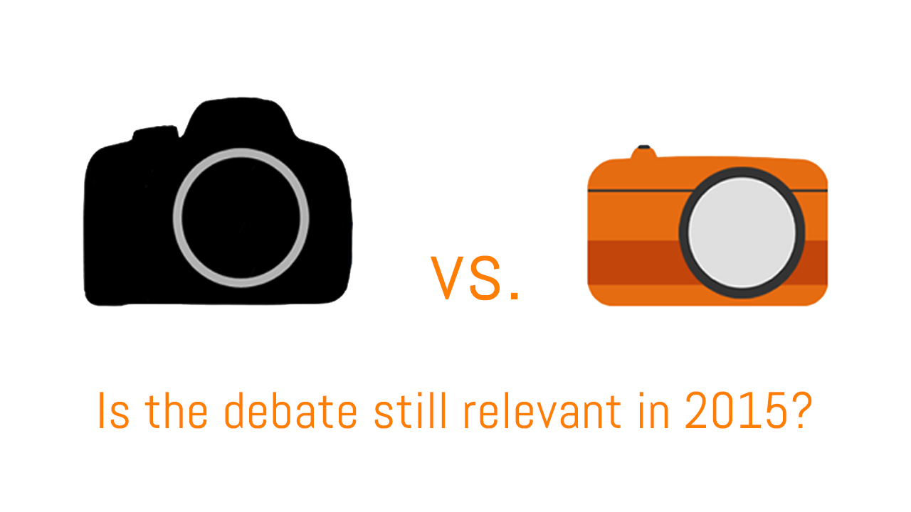 dslr vs mirrorless 2015