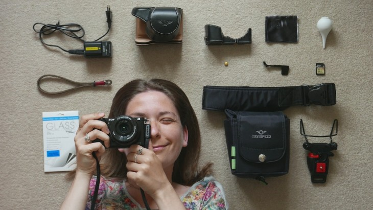 Our Favourite Sony A6000 Accessories