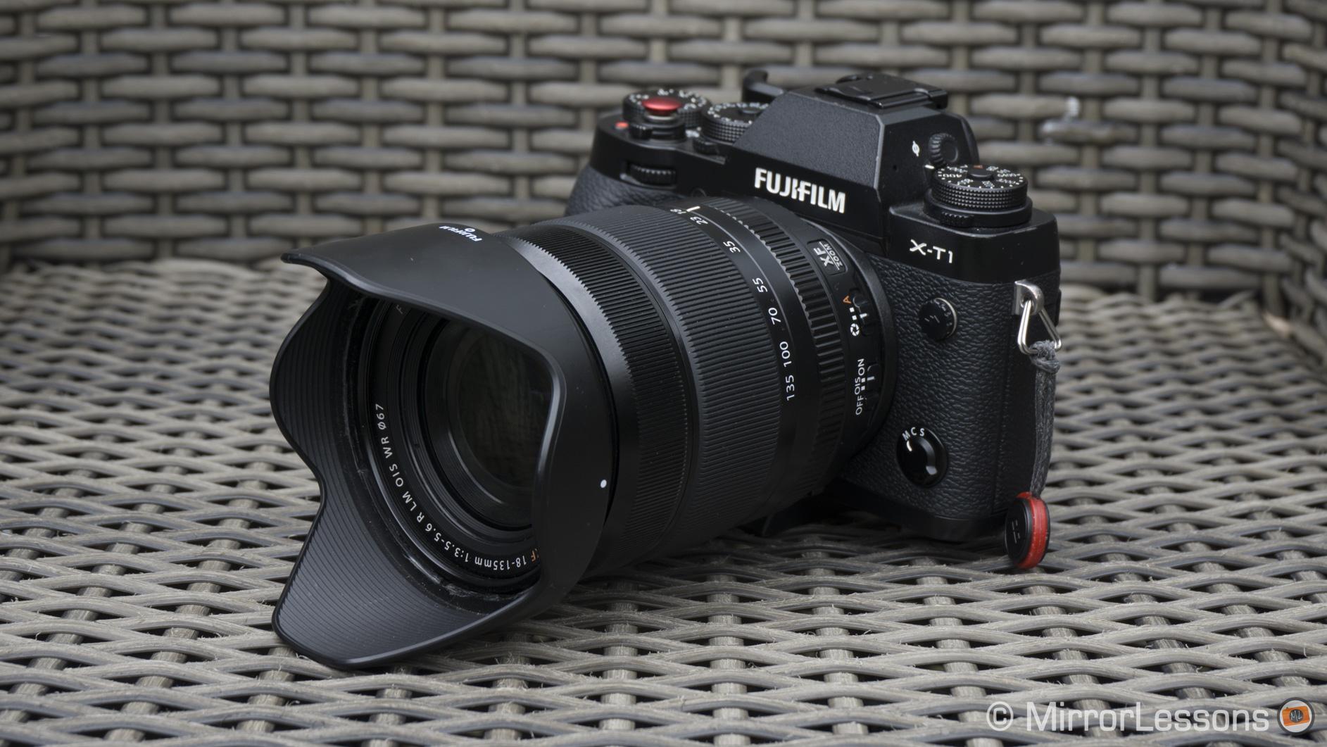 fujifilm 18-135mm review