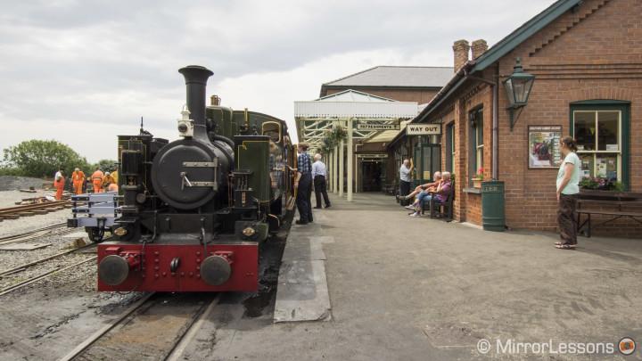 The 150th Anniversary of the Talyllyn Railway – A Voigtlander Nokton 10.5mm f/0.95 Gallery