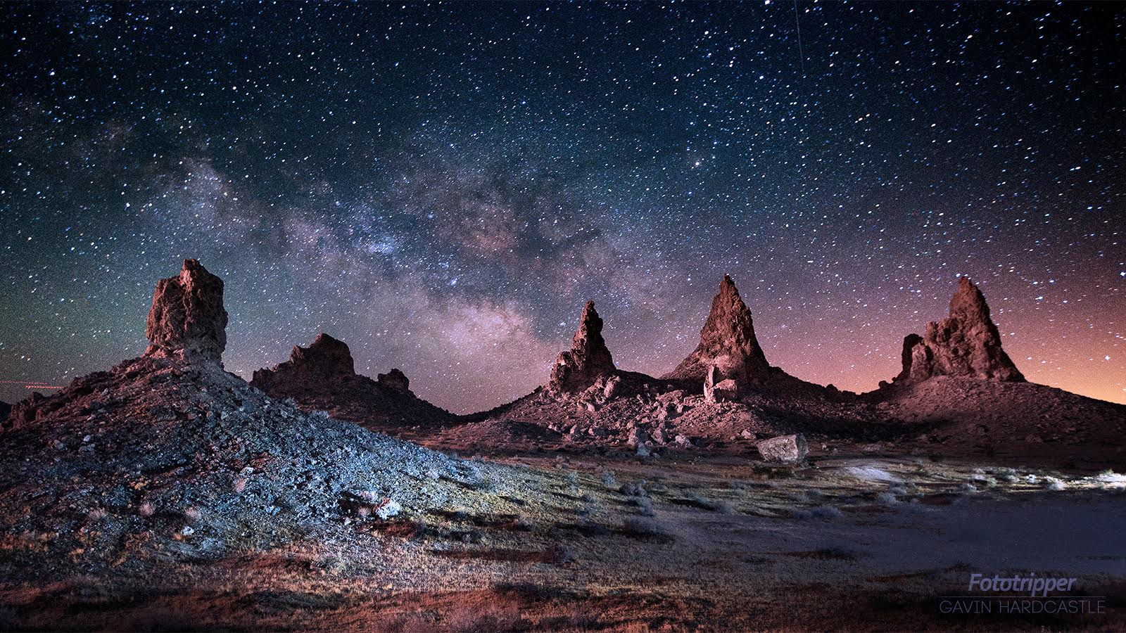 How I Light Paint Epic Milky Way Photos with the A7r – Guest post by Gavin Hardcastle