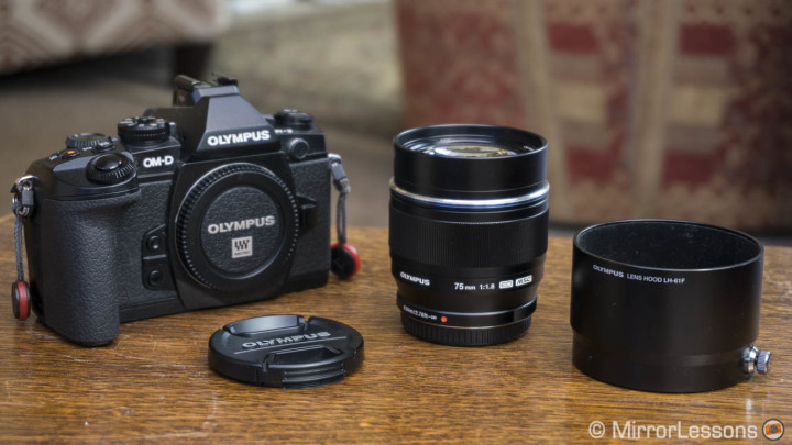 Better late than never! – The Olympus M.Zuiko 75mm f/1.8 Review