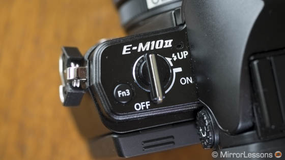 omd em10 mark II review