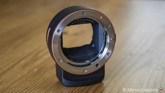 sony a6300 a mount lenses