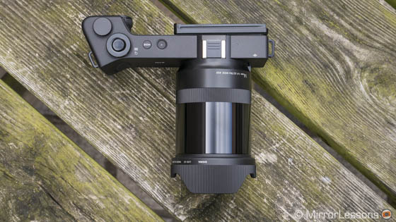 sigma dp0 quattro review