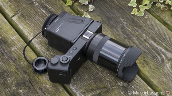 sigma dp0 review