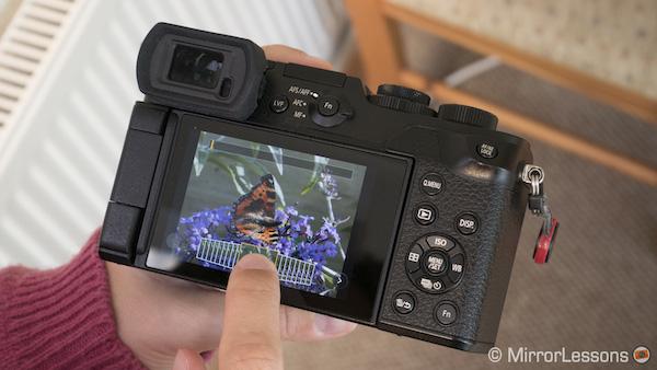 gx8 4k photo