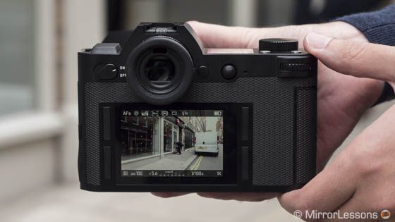 leica sl typ 601 review