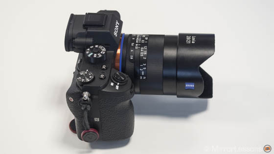 zeiss loxia 21mm 2.8 review