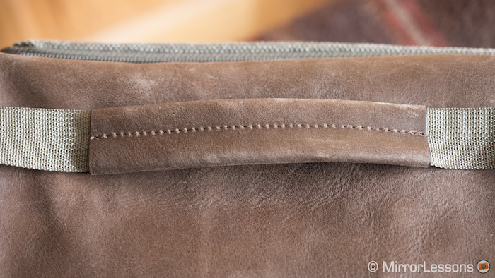 think tank Retrospective Leather 5 review