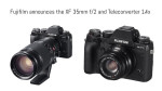 Fujifilm adds the XF 35mm f/2 and 1.4x Teleconverter to its line-up!