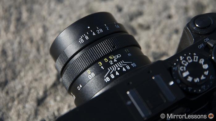 mitakon 25mm f/0.95