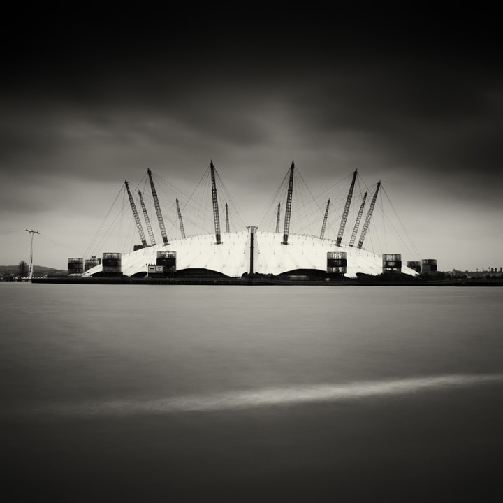 Millennium Dome, London. E-M5, 14mm