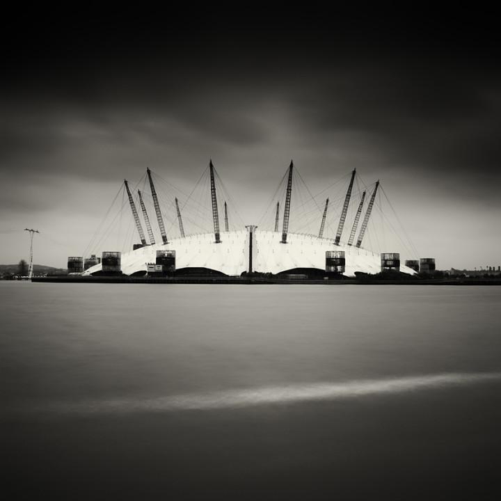 Millennium Dome, London. E-M5, 14mm