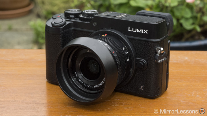 Semi-wide in wild Welsh weather – Panasonic Leica 15mm f/1.7 Review