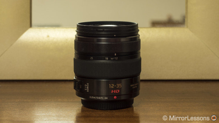 panasonic 12-35mm f/2.8 review
