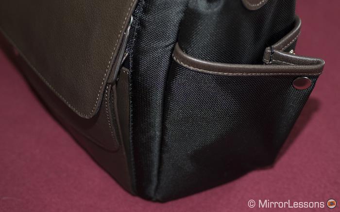 Side pocket (open)
