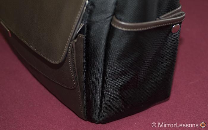 Side pocket (closed)