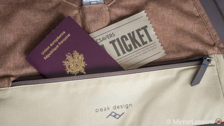 peak design bag review