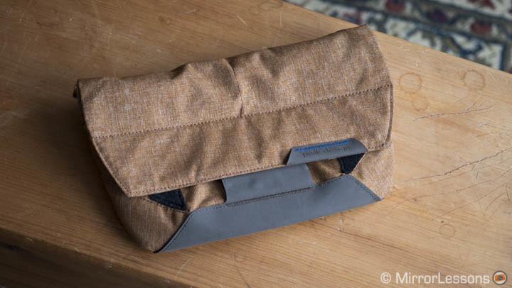 peak design field pouch review