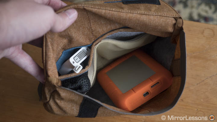 field pouch review