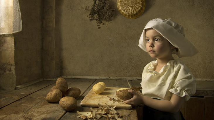 Fine Art Portrait Photography with the Fuji X Series – An Interview with Bill Gekas
