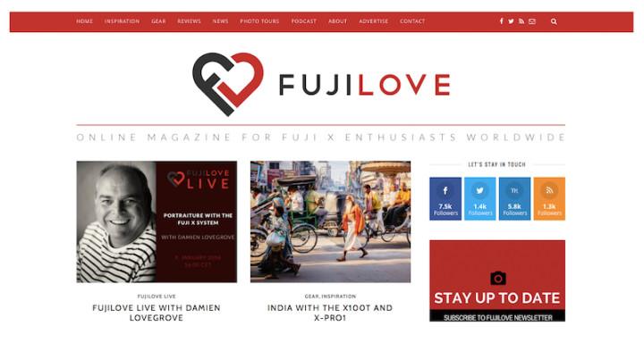 fujilove blog