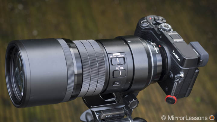 olympus 300mm f/4 review