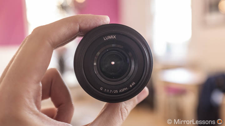 lumix 25mm f1.7