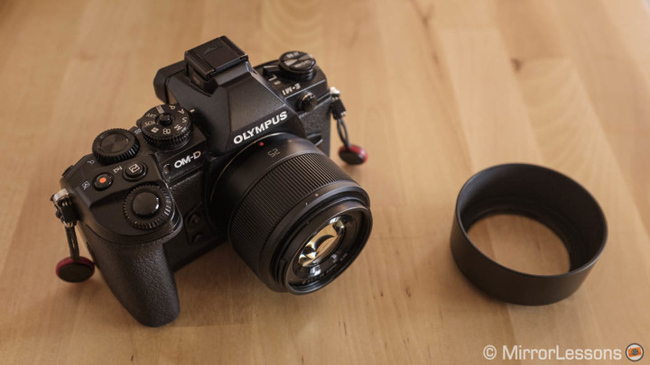 Welcoming another standard prime – Panasonic Lumix 25mm f/1.7 Review