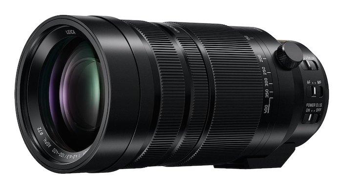 Panasonic Leica 100-400mm f/4-6.3
