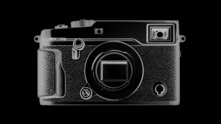 The Fuji X Cameras: - cover