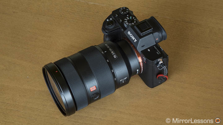 sony 24-70mm 2.8 gm