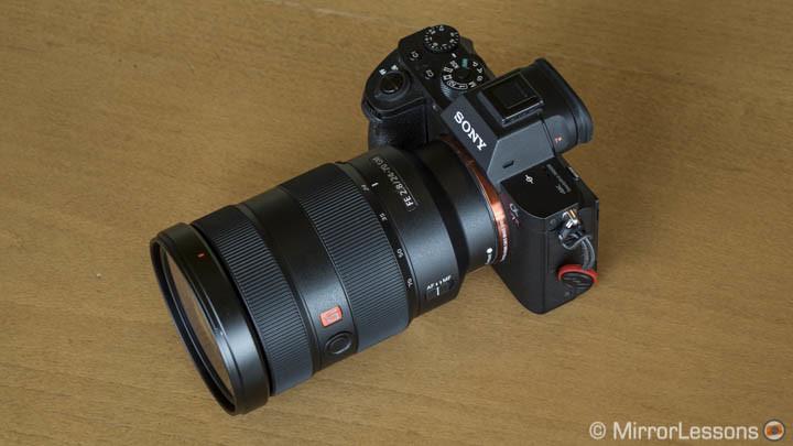 sony 24-70mm 2.8 gm