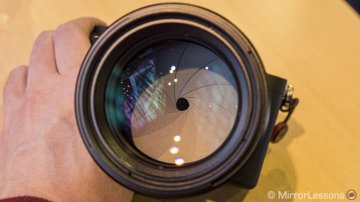 Sony 85mm 1.4 GM