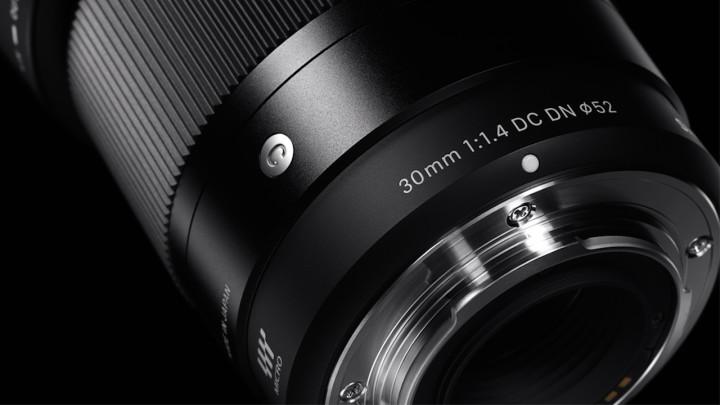 sigma 30mm 1.4 dn