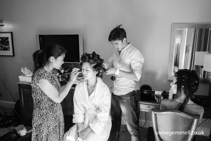 mirrorless wedding photography