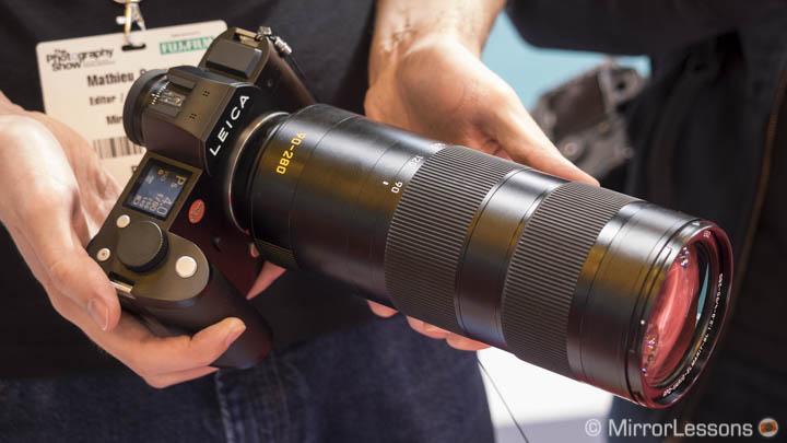 leica sl 90-280mm f2.8-4